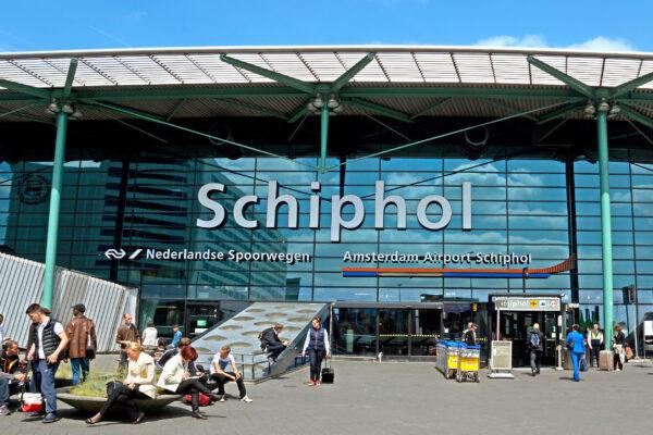 ertrekhal 3 schiphol Nieuw De Entree Van Amsterdam Airport Schiphol